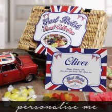 Great British Sweet Hamper